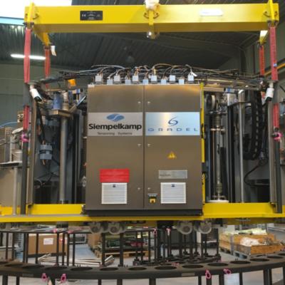Wartung - RDB-Sacklochreinigungsmaschine