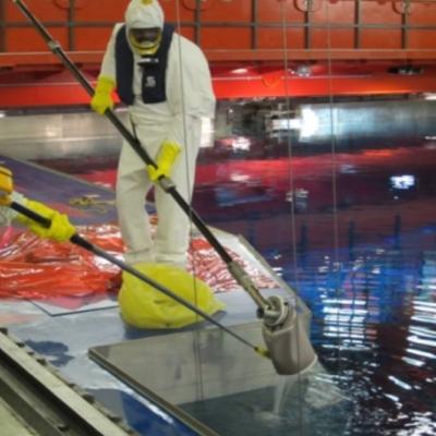 Service vor Ort - Wartung und Handhabung unter Wasser
